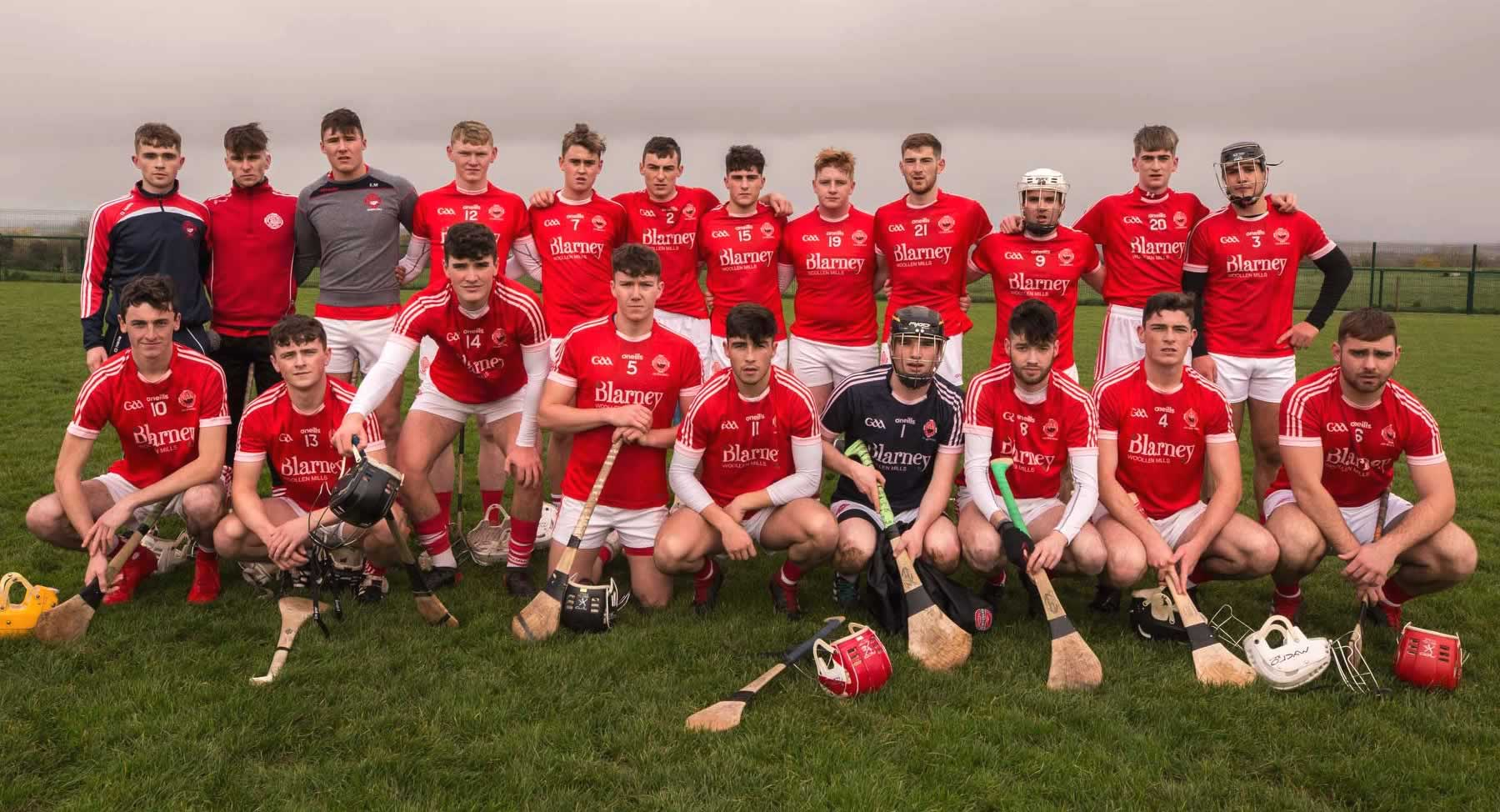 Battling Blarney overcome Duhallow in Cork U21 Hurling Championship