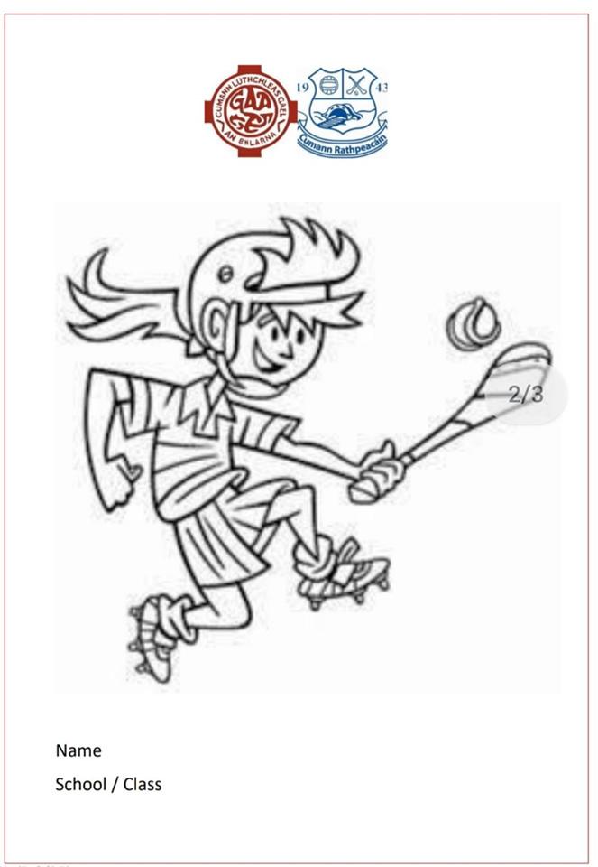 Design a Mascot & Colouring Competition