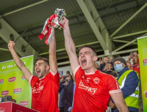 Blarney Are County Champions