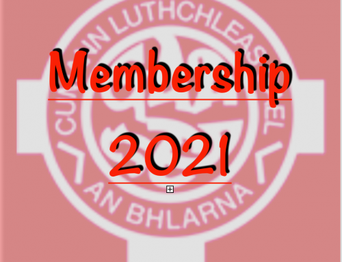 2021 Membership Now Open