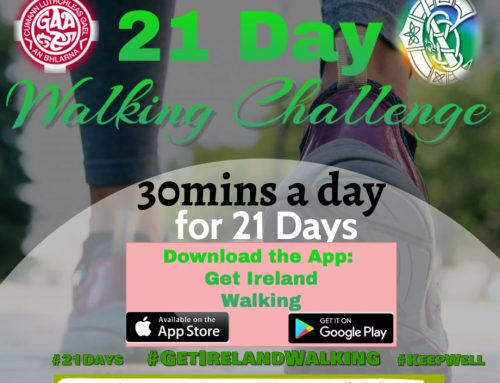 Get Ireland Walking Challenge