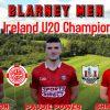 Blarney Help make Cork history